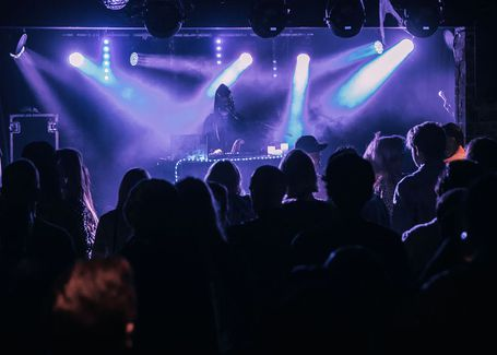 Brux live. Image supplied by Electronic Music Conference