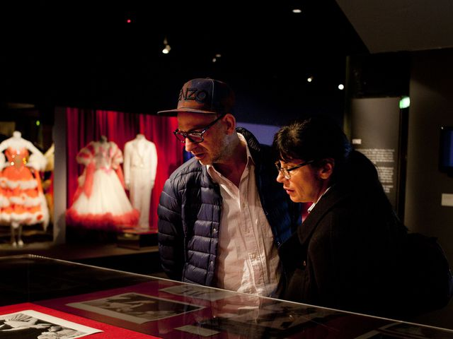 The Strictly Ballroom Story exhibition