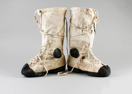 Antarctic boots used during the 1966 ANARE at Mawson station
