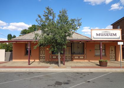 Photograph of Boorowa Museum