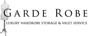 Garde Robe logo - b&w