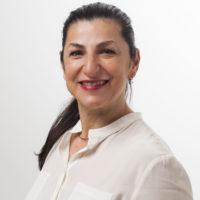 Portrait, Lily Katakouzinos, Head of Programs.