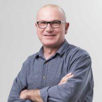 Portrait, Matthew Connell, Principal Curator.