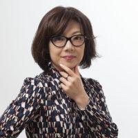 Portrait, Min-Jung Kim, Curator.