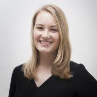 Portrait, Alysha Buss, Assistant Curator.