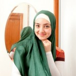 How to tie a hijab