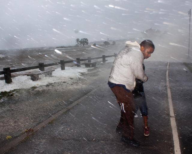 Hurricane Irene's Gentle Caress, by captainkickstand, on Flickr