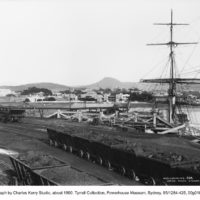 Coal from the Illawarra: powering the Pacific
