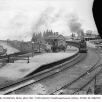 Katoomba railway: changing the focus of a town