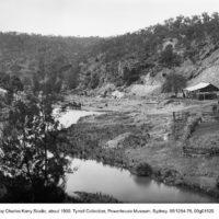 Ophir Bluff: gold for Australia