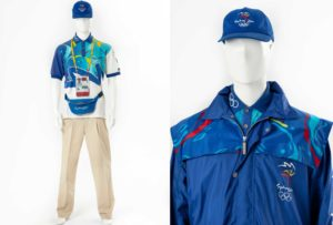 Sydney 2000 Olympic Games 20 Year Anniversary, uniform, Museums Discovery Centre Collection