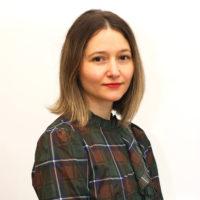 Kristina Stankovski, curator