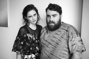 Romance Was Born designers Anna Plunkett and Luke Sales
