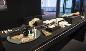 Display of objects titled Archival Enactments: New Constellations