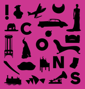 Cover of Icons book publication.