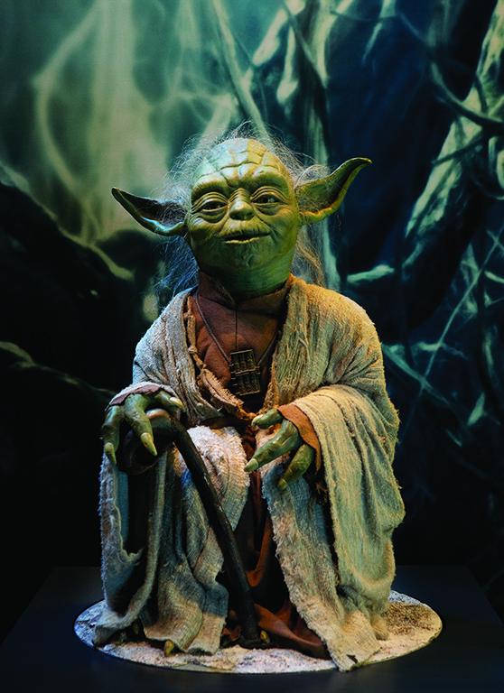 Exhibit of Yoda
