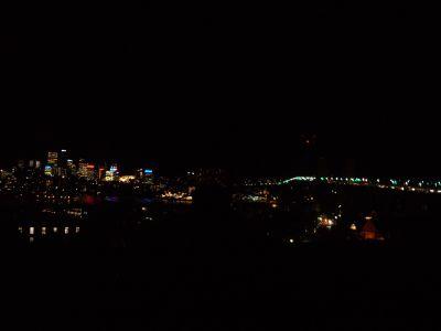 Harbour Bridge & North Sydney_Nick Lomb