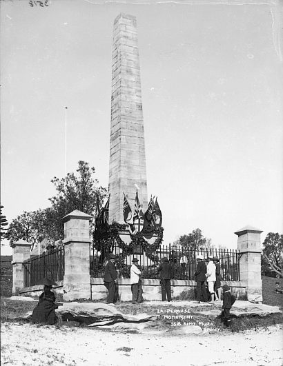 Captain Cook's Monument at Kurnell