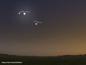 Dawn Planetary Gathering on 7 November 2015