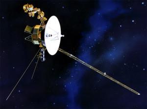Voyager 1 Spacecraft. Image courtesy of NASA/JPL