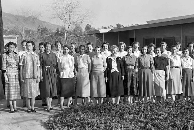 Women Computers Of NASA