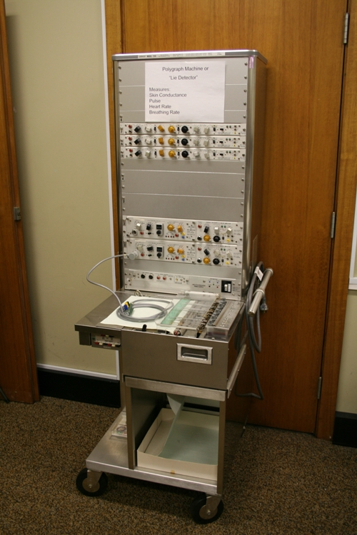 Grass 7D Polygraph machine 2008/184/1. Collection, Powerhouse Museum