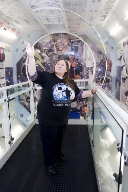 Portrait of curator Kerrie Dougherty