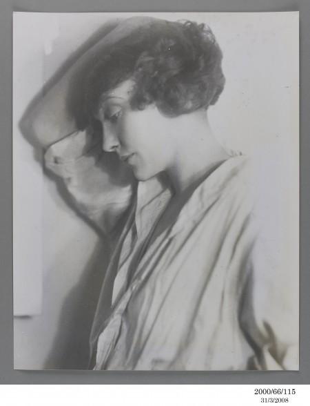 Portrait of Annette