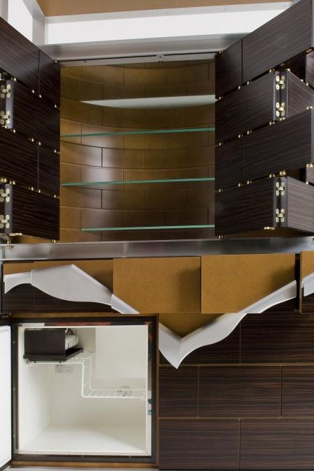 Credenza (or sideboard) designed by Halliday
