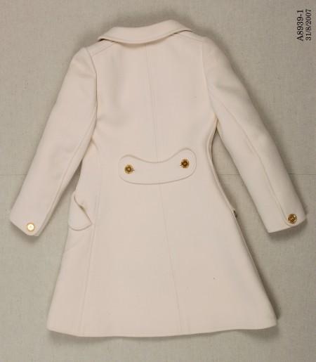 Courreges jacket rear