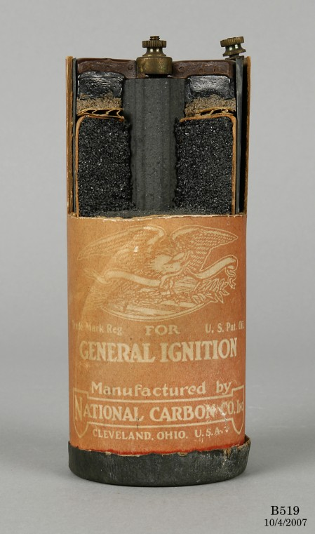 1920s Columbia Ignitor battery