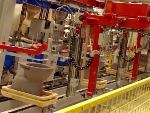 Caroma's Sydney factory