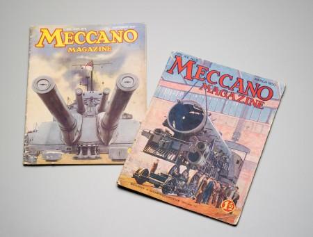 Meccano magazines, 1930-1941