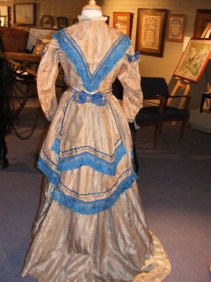 Gown from the Bayldon collection