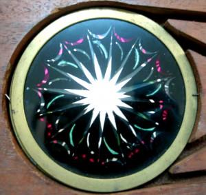 Close up chromatrope