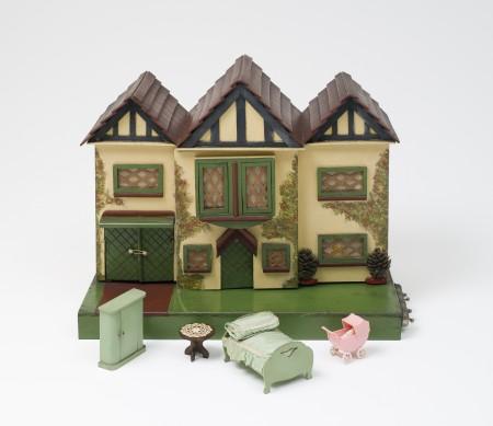 Janet Vanderfield's doll's house
