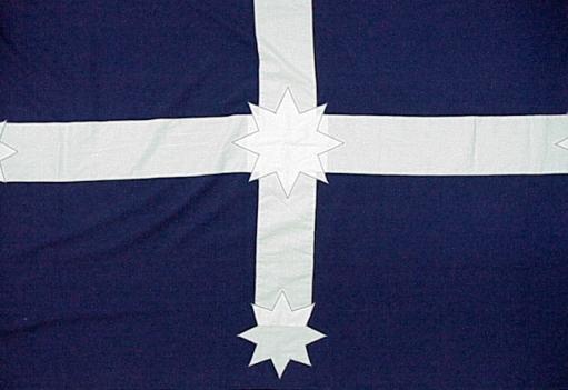 Eureka Flag, replica made in 1982