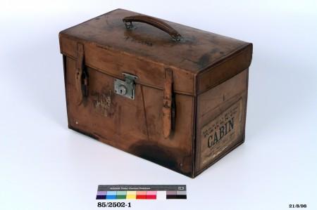 1910-1930 Picnic hamper