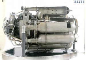 Plane engine ten whittle