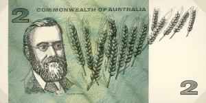 William Farer Portrait on the $2 note