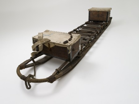 Sledge used on the Mawson expedition