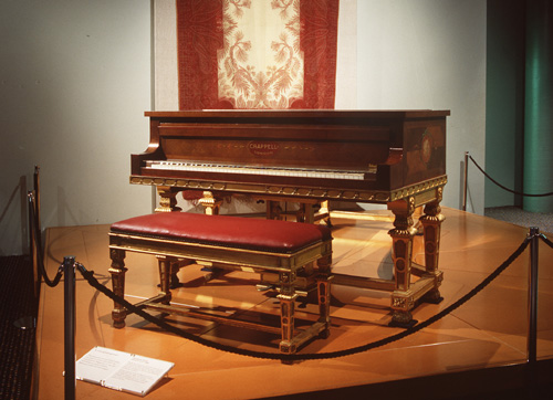 1915 Chappell and Sons Grand Pianoforte