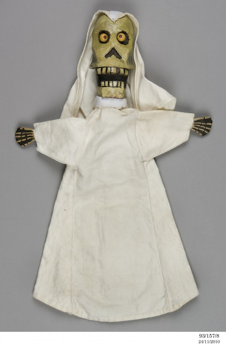 'The Ghost' Glove puppet 1940