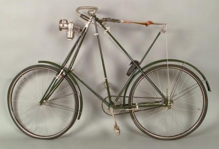 Dursley Pedersen bicycle 1910