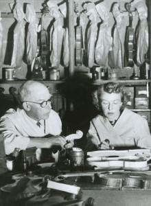 Arthur Edward Smith and Kit Smith
