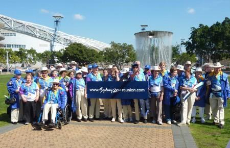 Sydney 2000 volunteers