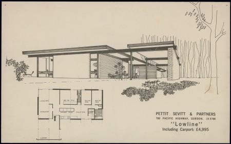 Pettit & Sevitt brochure 1964