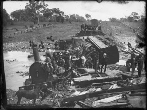 The Cootamundra Railway Disaster 1885