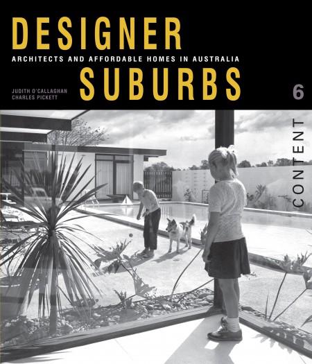 Designer Suburbs cover
