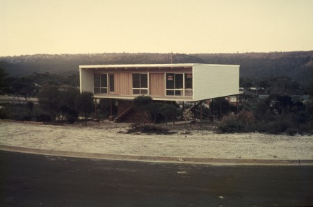 The Beachcomber one of Ruby Matthews architect-designed project homes